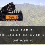 HAM Radio Communications Gear