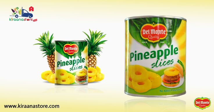 Buy Delmonte Pineapple Slice 840gm at Best Price from Kiraanstore.com.