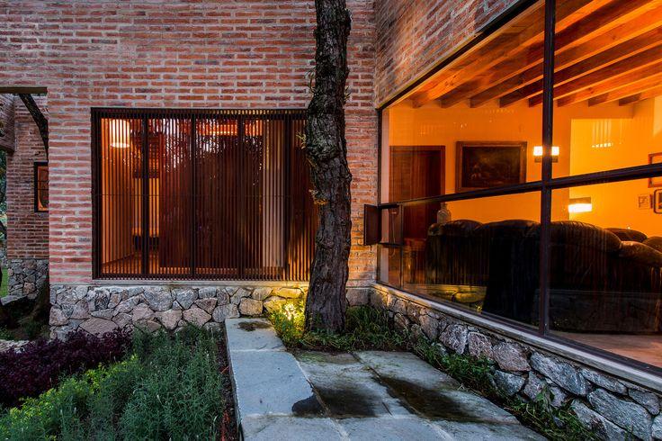 © Helmer Murayama Caro / Fabrica de Arquitectura- Pinar House / MO+G Taller de Arquitectura