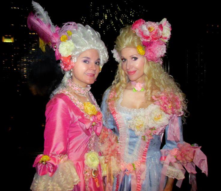 #MarieAntoinette #Halloween #halloweencostume #halloweenmakeup