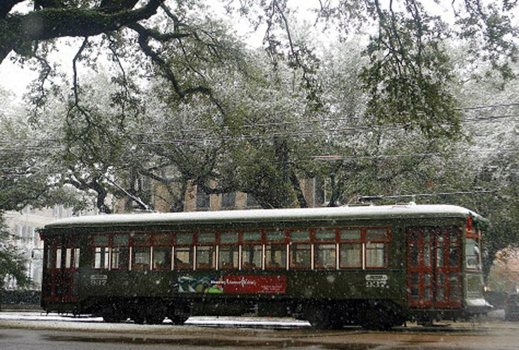 Best time of year to be in New Orleans? Let the winter
