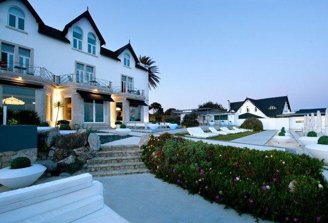 Farol Design Hotel Overview - Cascais - Portugal - Smith hotels
