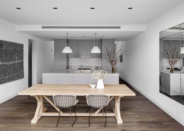 A winning combination of timeless grey and white - NordicDesign