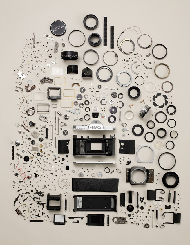Old Camera by Todd McLellan
