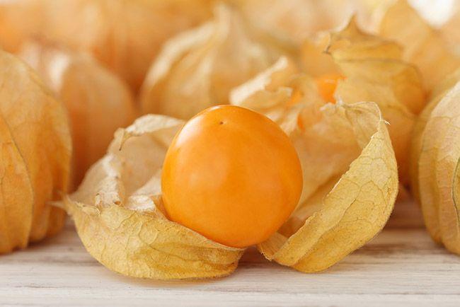 Deliosa fruta de golden berry para conseguir bajar de peso