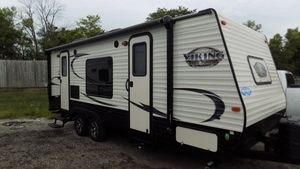 2018 Coachmen Viking Ultra-Lite 21FQ Anderson Indiana