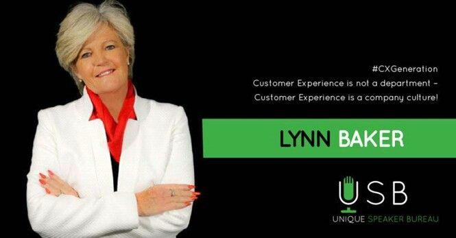 LYNN BAKER SPEAKER