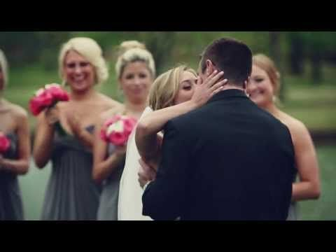 i could watch wedding videos all day.   Southern Hills Country Club wedding {Tulsa wedding video}