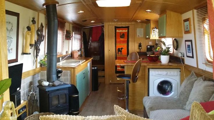 Viking Canal Boats 60 Widebeam for sale UK, Viking Canal Boats boats for sale, Viking Canal Boats used boat sales, Viking Canal Boats Narrow Boats For Sale 2013 60'x10' Viking Liveaboard Widebeam - REDUCED - Apollo Duck