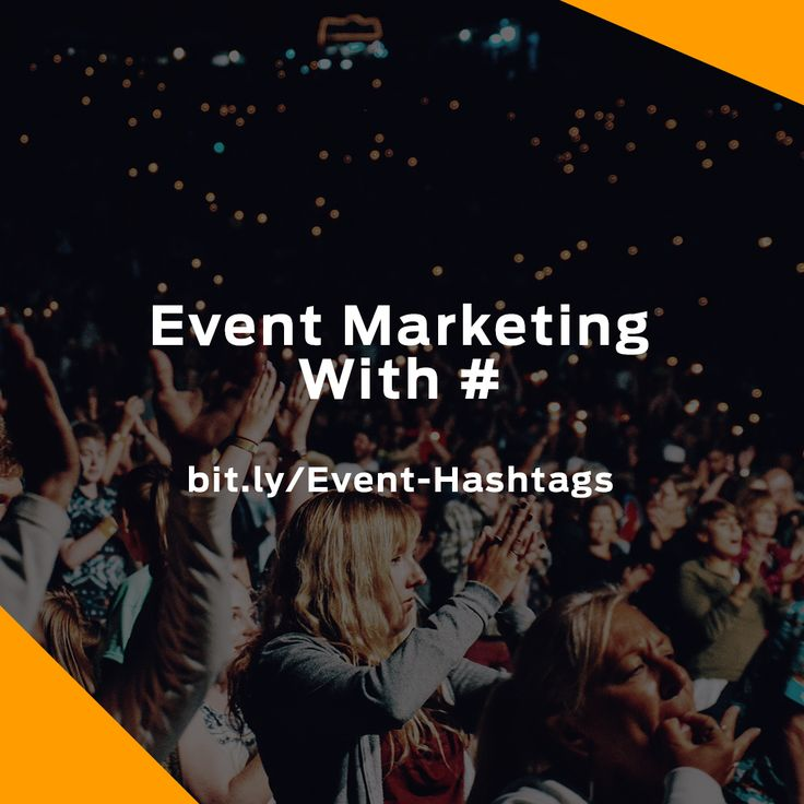 Read Ashleigh Connell's tips to help you supercharge your event #marketing with the use of #hashtags, in our latest #blog:
