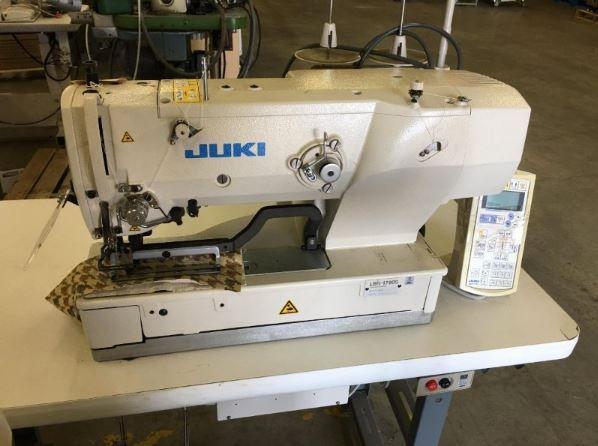 Juki LBH-1790S lock stitch slot machine for sale LIKE NEW!