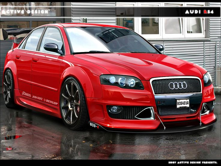 Audi RS4. coolest audi ive ever seen