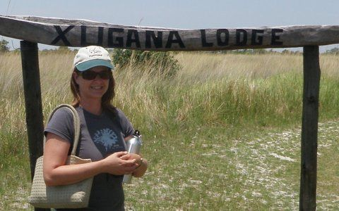 Jenny's Botswana Educational - Xugana Lodge, Botswana