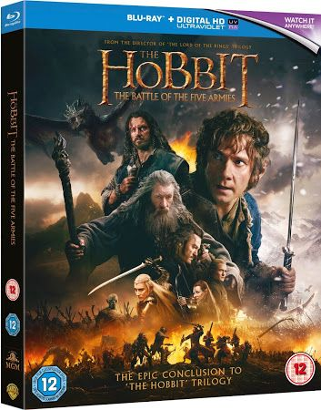 The Hobbit: The Battle of the Five Armies (2014) 2D 1080p BD50 - IntercambiosVirtuales