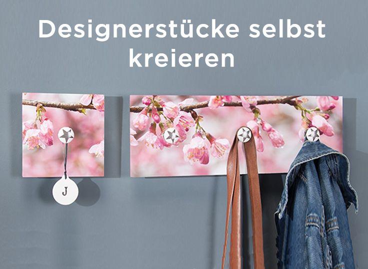 Eine selbst kreierte Garderobe heißt Ihre Gäste ein frühlingshaftes Willkommen. Mit Hartschaumplatten von CEWE könnt ihr aus euren eigenen Fotos eine Garderobe ab 14,99 € selbst kreieren. Jetzt entdecken: http://www.cewe.de/poster-und-leinwaende/hartschaum.html