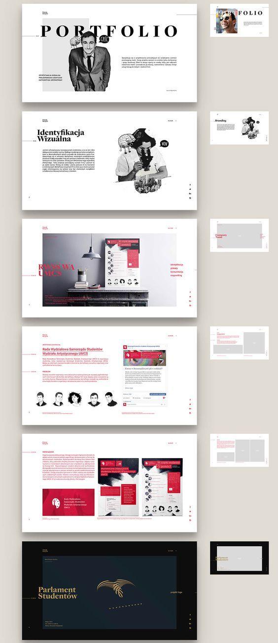 Folleto de cartera mínima gratis   – Design