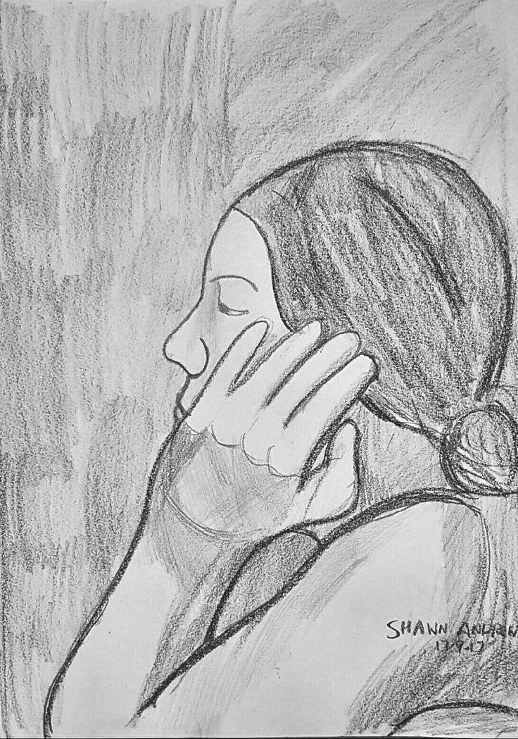 Figure drawing - Lumocolor pencil and lead pencil drawing on paper - 17/9/17 - #ShawnAndrewArtist #Art #Arte #Arto #Artă #Kuns #Kunst #Konst #Drawing #Taide #ShawnAndrew_Artist #Umění #Művészet #Ars