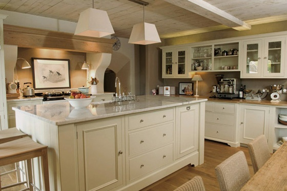 gorgeous contemporary country kitchen - designer sims hilditch