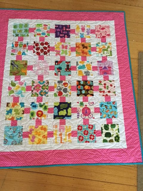 I Spy Brights Quilt, baby quilts, baby shower, quilts for sale, i spy quilt, toddler quilts, handmade quilts, baby nursery, by NonnaQuilts on Etsy