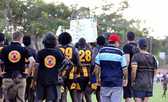 Home of Djarrak Football Club. Based in the idyllic Yirrkala Community, NT, our club competes in the Gove AFL.