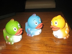 Some of the cutest London hotel mascots we have encountered are the duckies at the Apex Hotels. Each different hotel has its own coloured duck waiting for guests to take them to their new homes. I have 3 yellow ones from the Apex Grassmarket, Edinburgh
