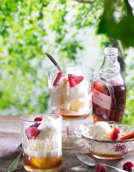 Frozen yogurt eli jogurttijäätelö   Amerikka   Pirkka