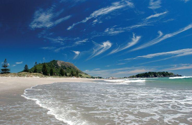 Mount Maunganui Main Beach