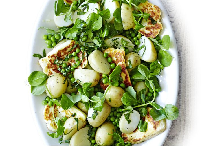 This delicious salad is a great alternative to a traditional potato salad at a BBQ.