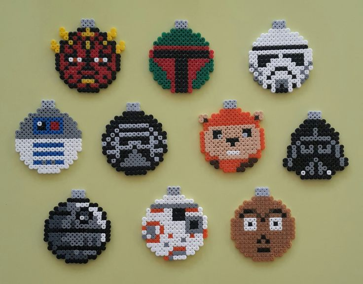 1000 Ideas About Star Wars Christmas Ornaments On