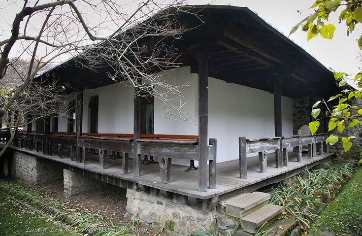 Casa traditionala din Sihastria, Neamt