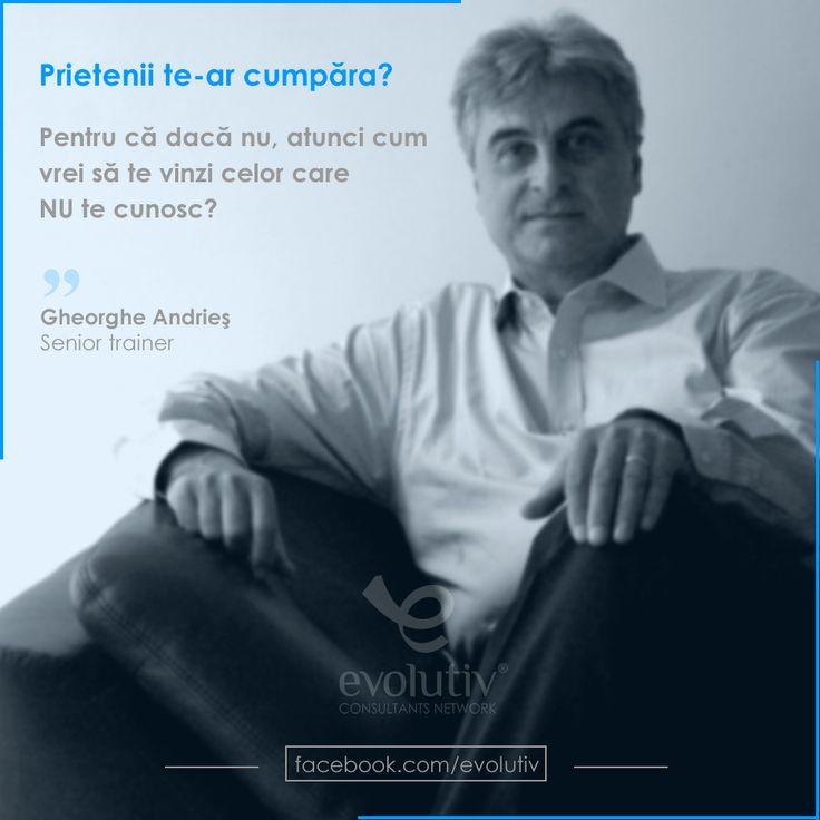Gigi Andries,  CEO Evolutiv Consultants Network