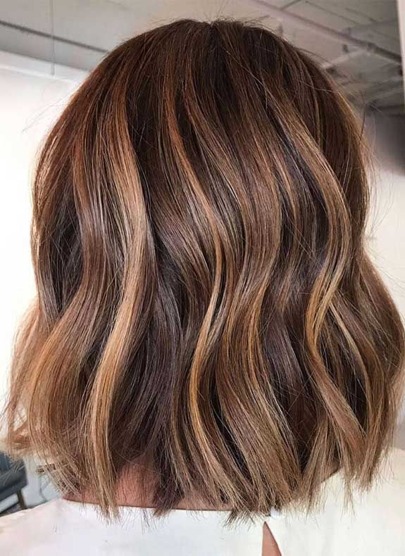 40 Best Hair Color Trends And Ideas For 2020 In 2020 Honey Blonde Hair Color Hair Color Trends Coffee Brown Hair,Country French Bedroom Ideas