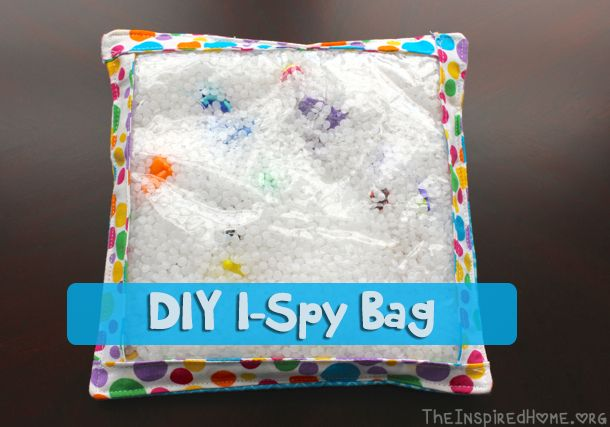 Diy i spy bag sewing projects for kids and gifts for Spy crafts for kids