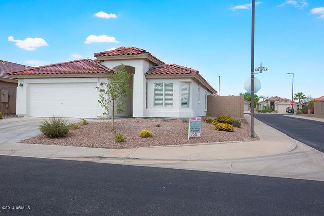 Home @ 23182 W LASSO Lane with 3 bedrooms and 2.0 bathrooms for $174,450