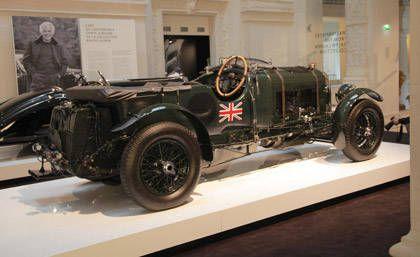 1929 Blower Bentley - Auto Shows