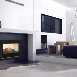 Henley stove The lisbon 900 double sided  Categories: Henley Stoves, Stove Brands, Stoves & Fireplaces  http://www.homeandgardendirect.ie/product/the-lisbon-900-double-sided/  MCD Home and Garden