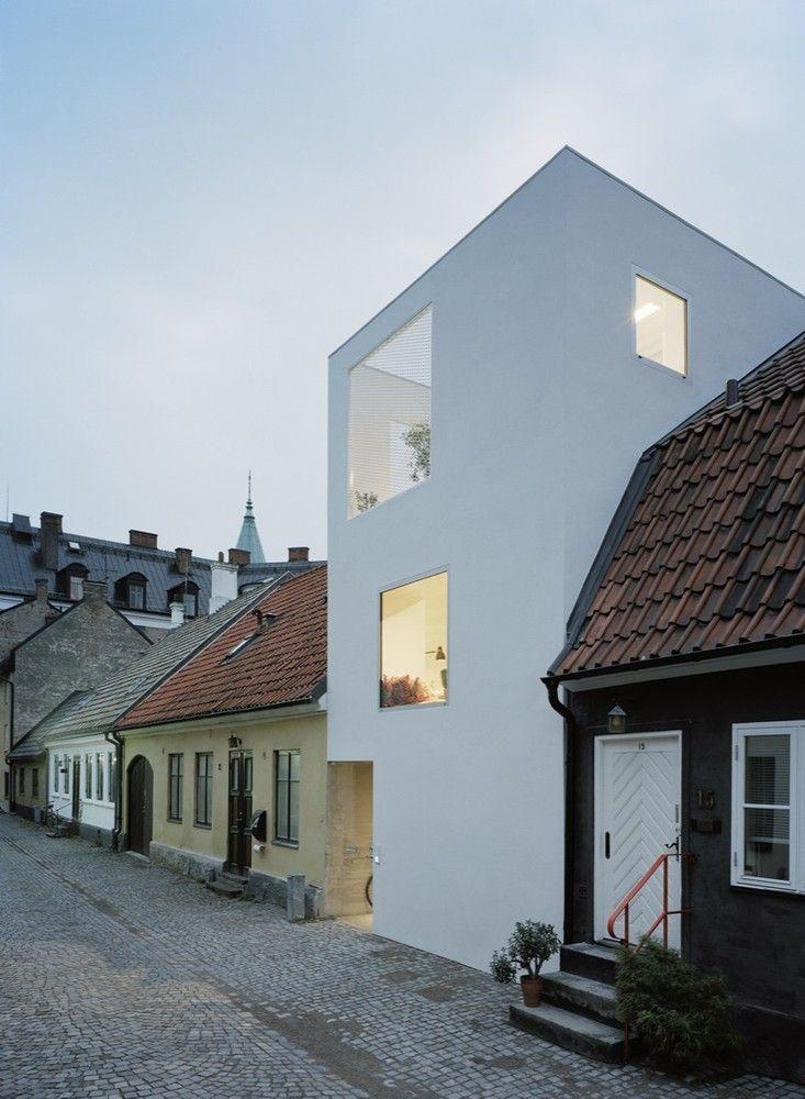 Gallery of Townhouse / Elding Oscarson - 4