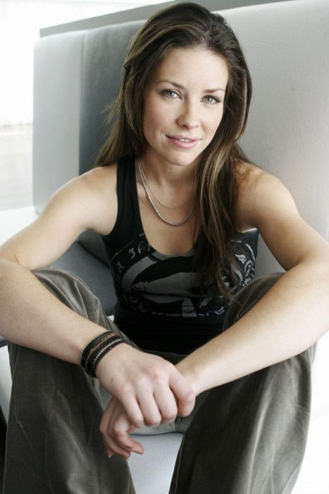 evangeline lilly with both - photo #27