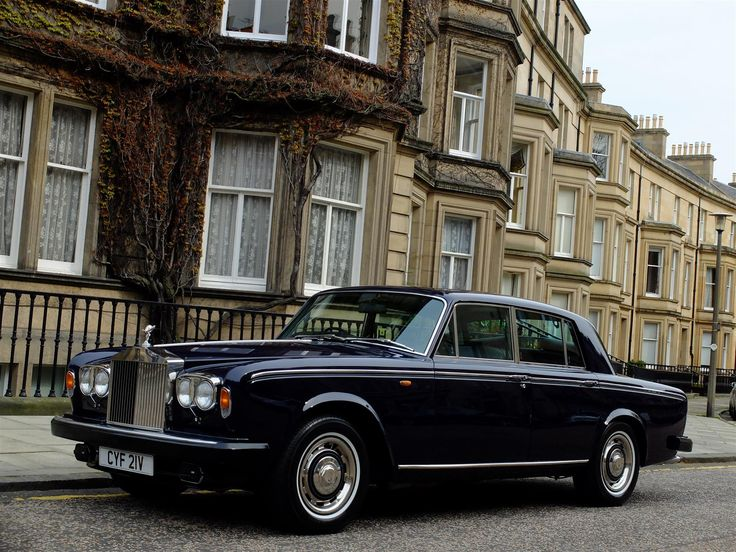 Used Rolls Royce Silver Shadow cars for sale with PistonHeads