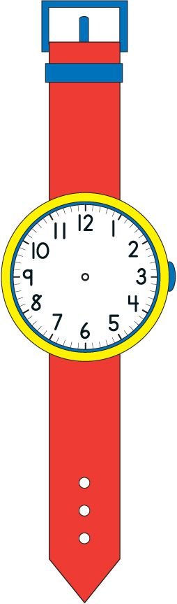 Clipart Of Watch
