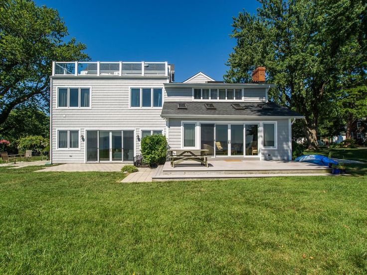 VRBO.com #701079 - Waterfront on the Chesapeake Bay- the Driftwood Lodge