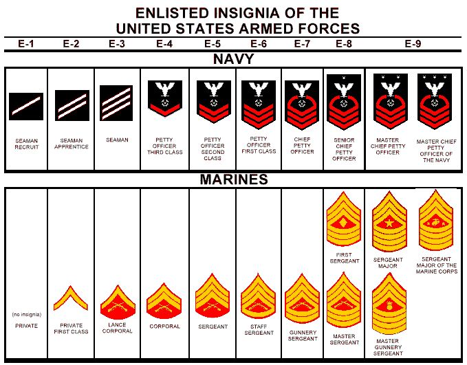 25+ best ideas about Navy rank insignia on Pinterest ...