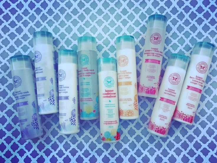 The Honest Company Bath and Body products are now available in Canada. Get yours on store shelves now!