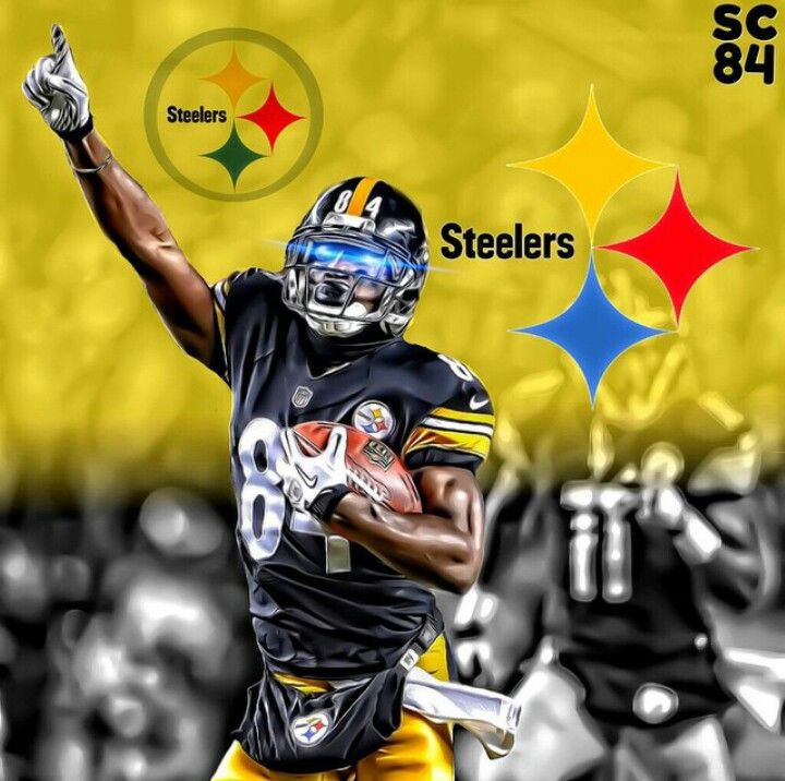 Antonio Brown #84