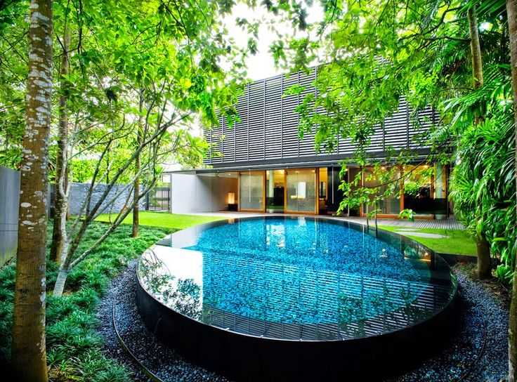 100 best images about singapore houses on pinterest for Top architects in singapore