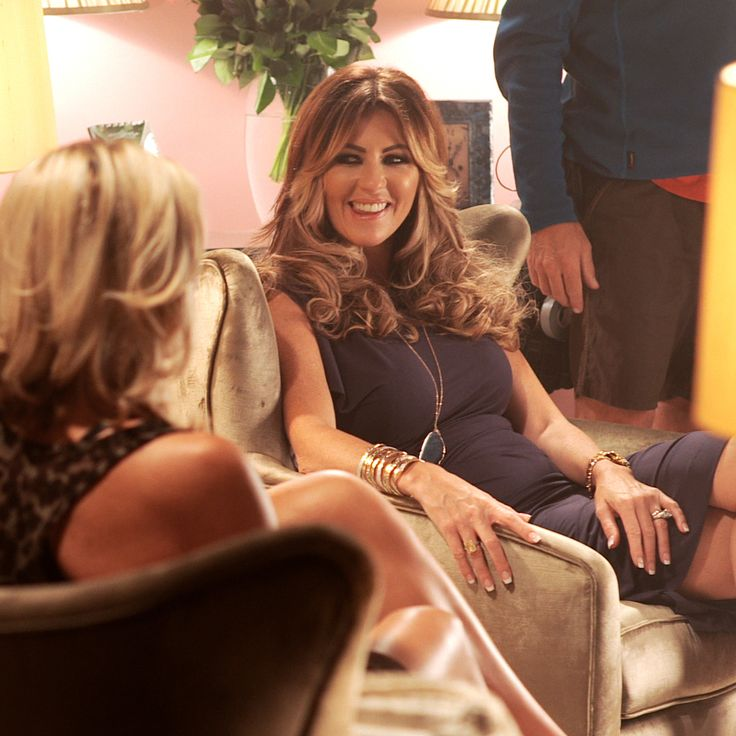 The Real Housewives of Cheshire get cosy on the sofa... Find out more: www.itv.com/be