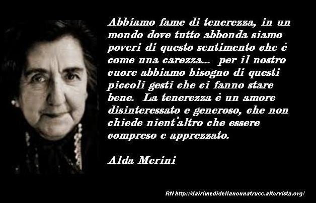 Immagine Frase Abbiamo Fame Di Tenerezza Dai Rimedi Della
