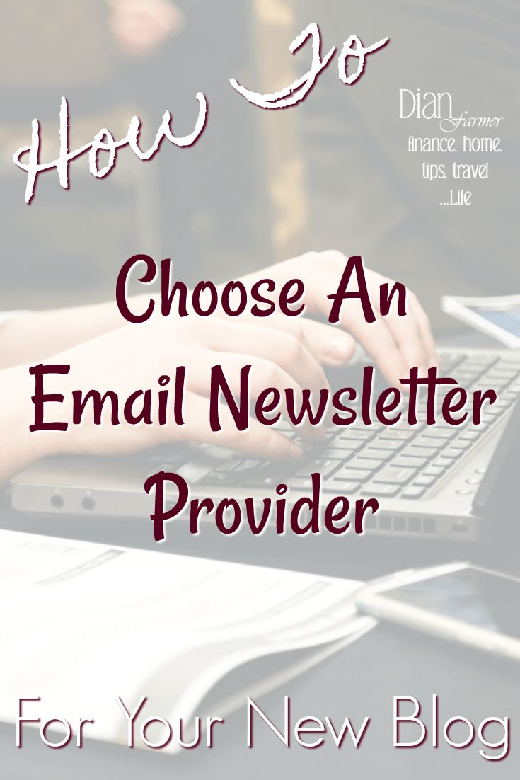 When you're looking for the best email newsletter provider for your new blog you'll also need to consider the best email newsletters, email newsletter design, html email templates, or if you're a marketer, the best marketing newsletter examples.  We have all of that right here.