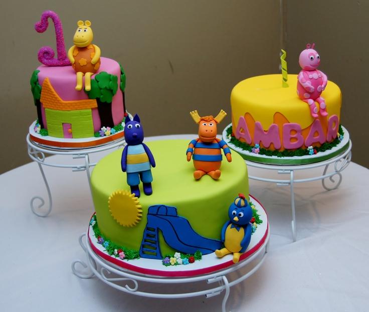53 Best Backyardigans Images On Pinterest Birthday Cake