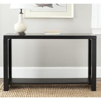 17 best images about narrow console tables on pinterest for 10 inch depth console table